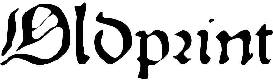 Oldprint