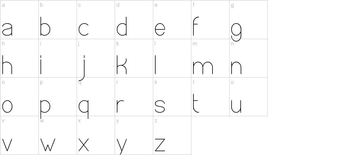 OPTICAL FIBER lowercase