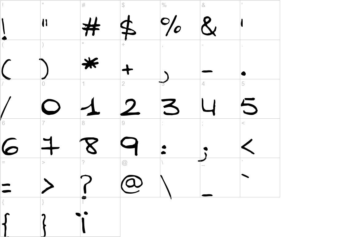 Anmari characters