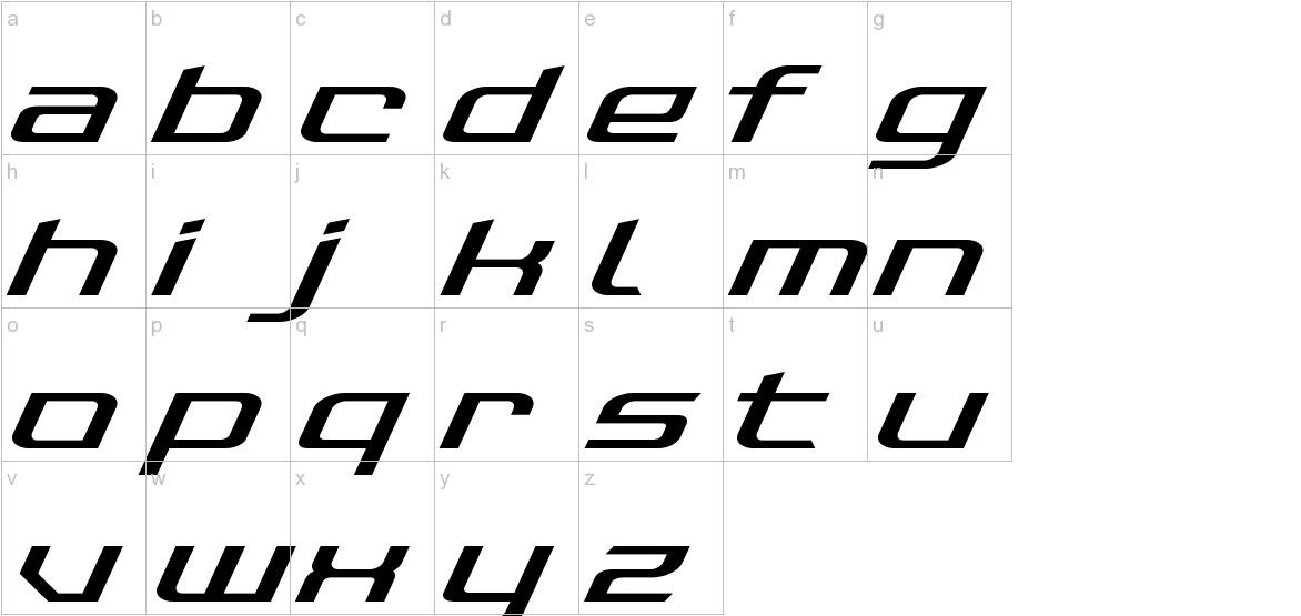 Photonica lowercase