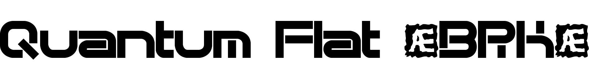 Quantum Flat (BRK)