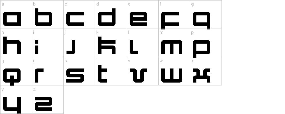Quark lowercase