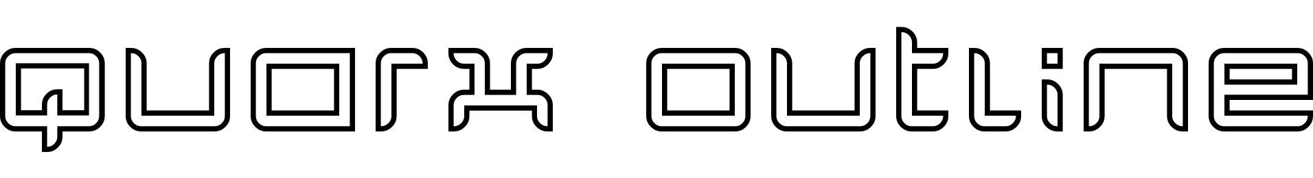 Quarx Outline