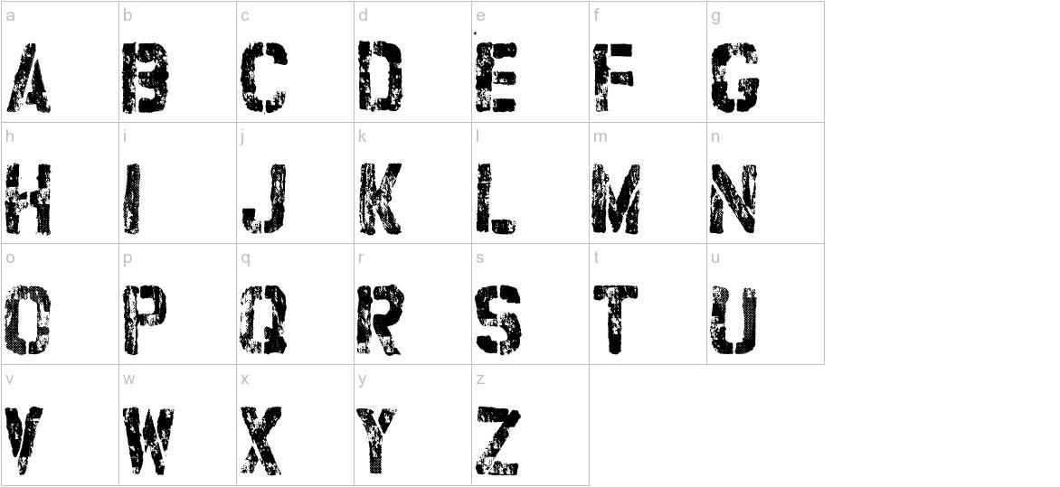 refurbished lowercase