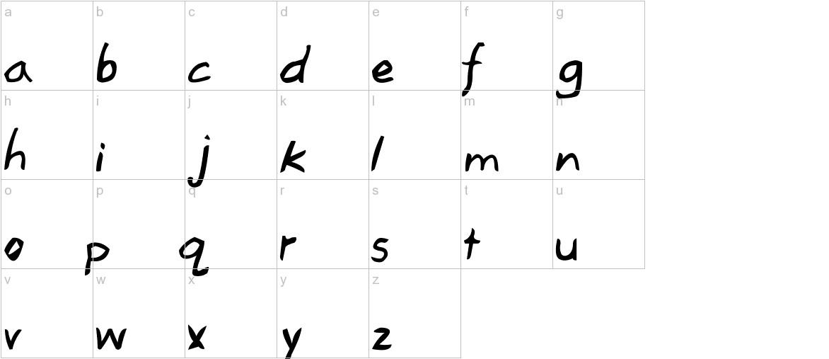redlightning lowercase