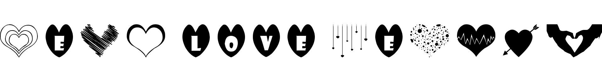 Sexy Love Hearts