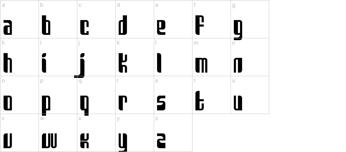 Sanka lowercase