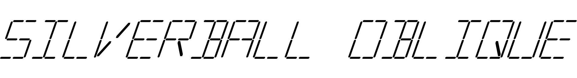 Silverball Oblique