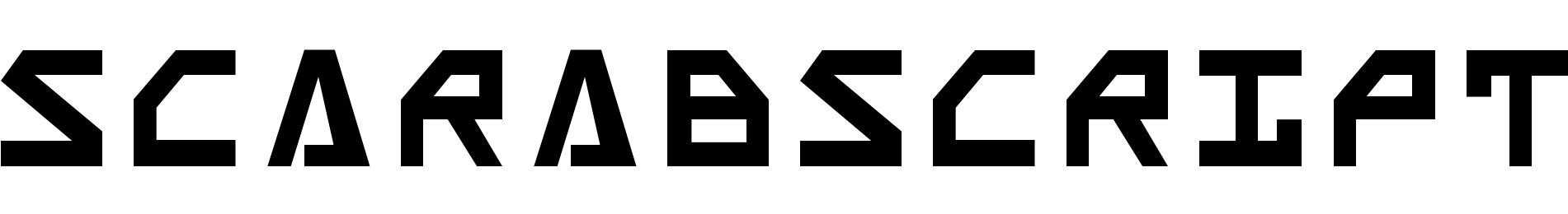 scarabscript
