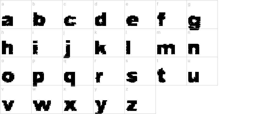 scottieandjudy lowercase