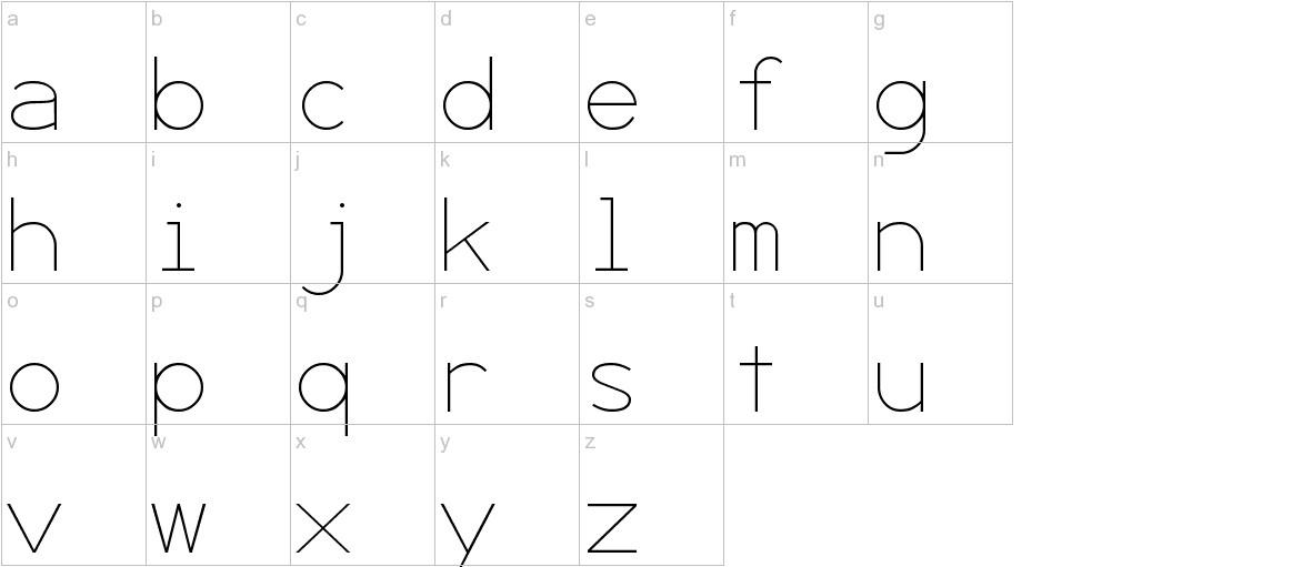 secretcode lowercase