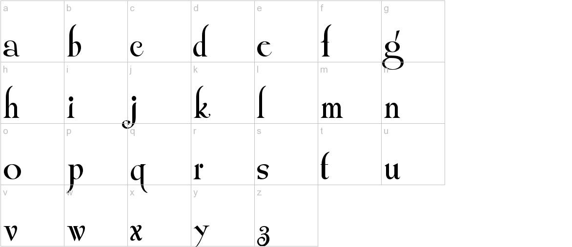 ShangriLaNF lowercase