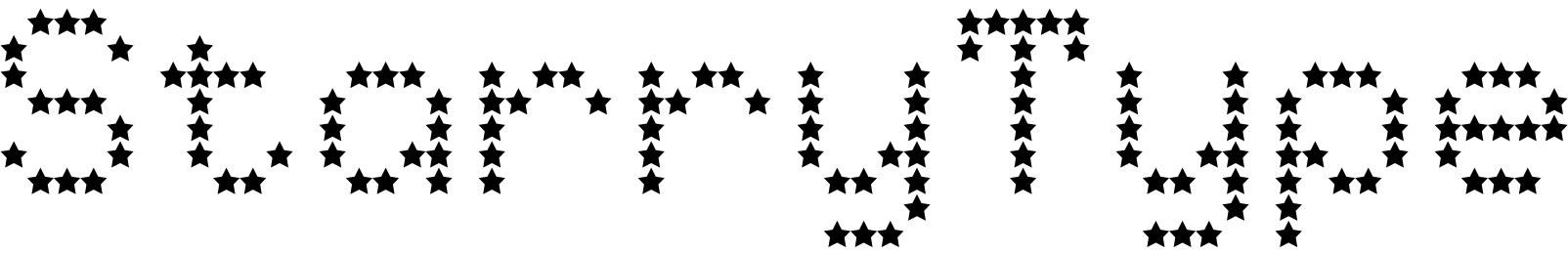 StarryType