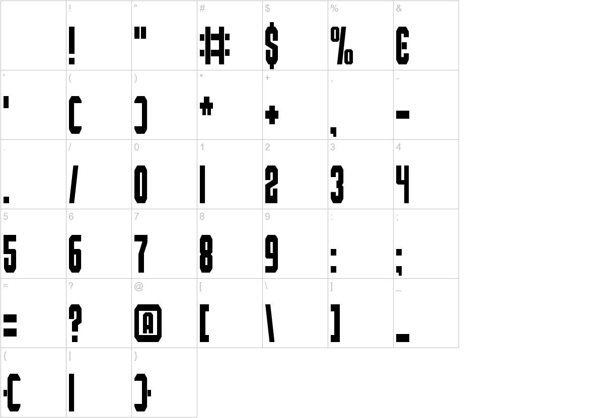 Super Mario Bros Alphabet characters