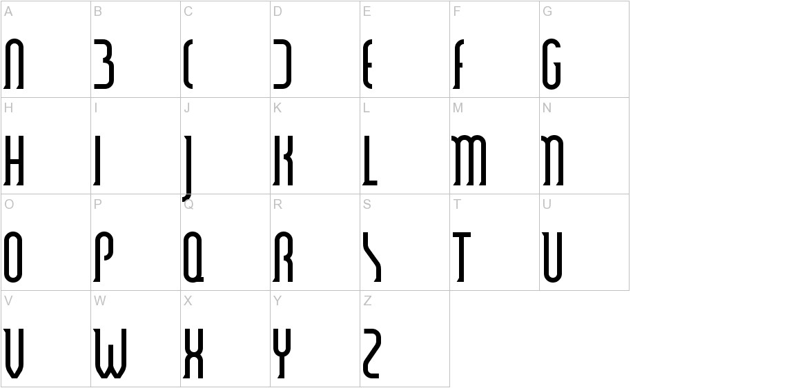 Smart and Sexy uppercase