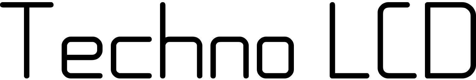 Techno LCD