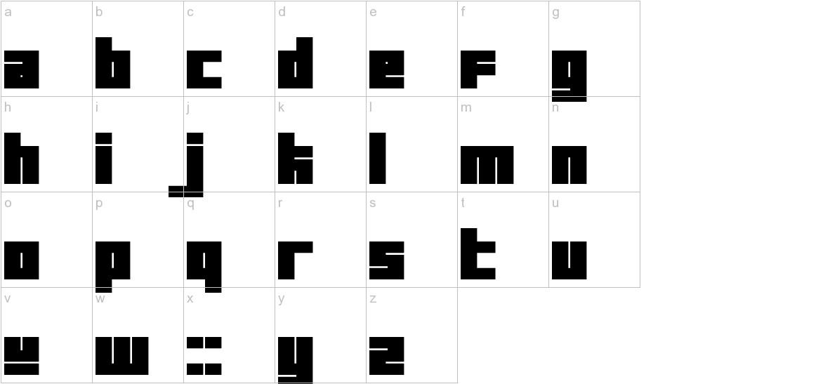 Tutor lowercase
