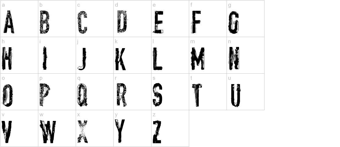 vtks encount(e)r lowercase