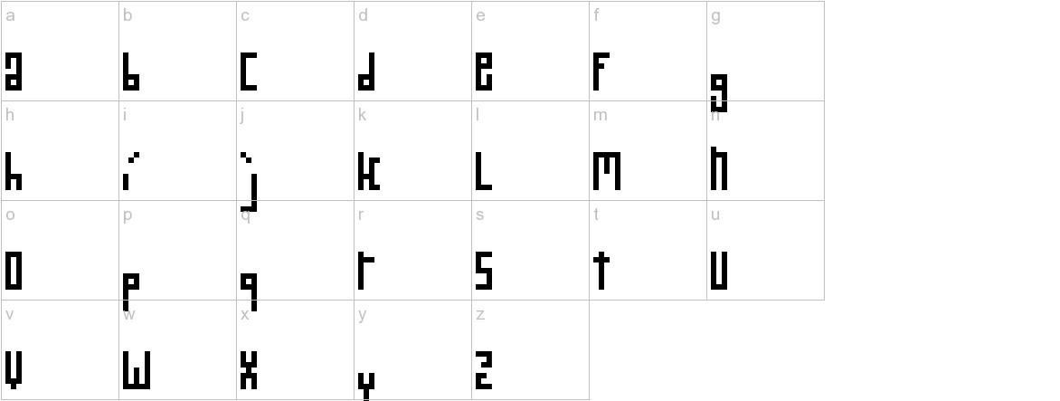 webPixel lowercase