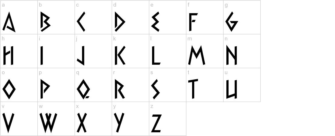 Xtra lowercase