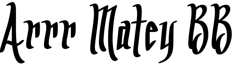Arrr Matey BB
