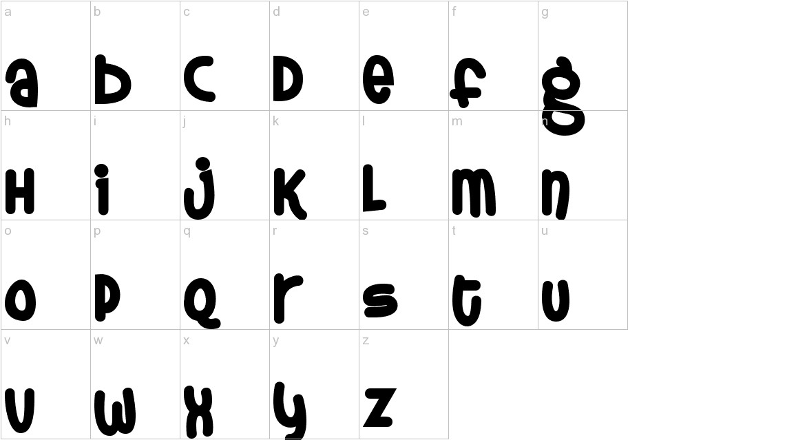 Thursdoo lowercase