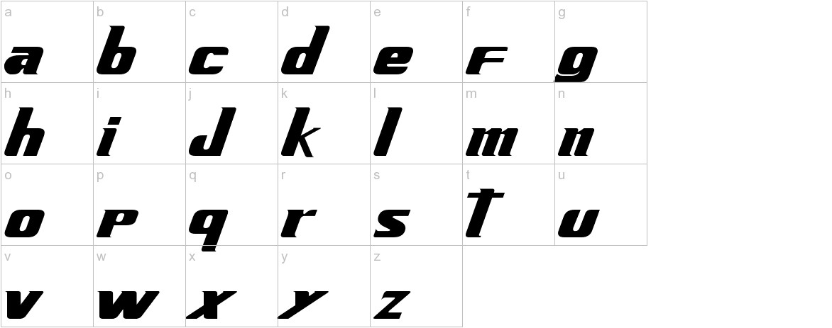 Xenogears lowercase