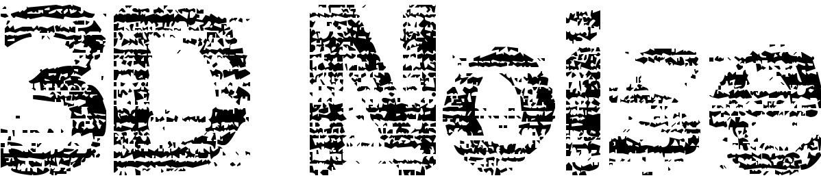 3D Noise