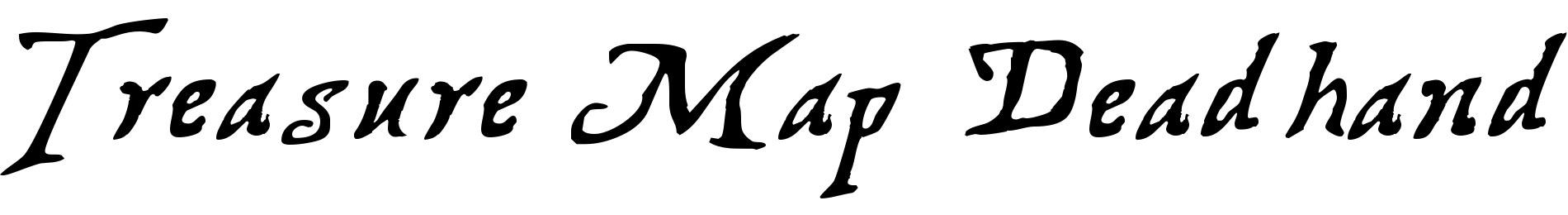 Treasure Map Deadhand