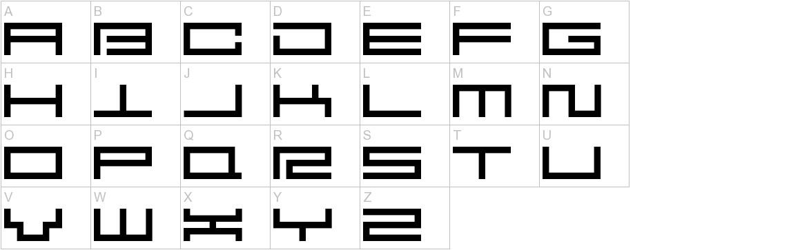 [.squarepusherv2.] uppercase