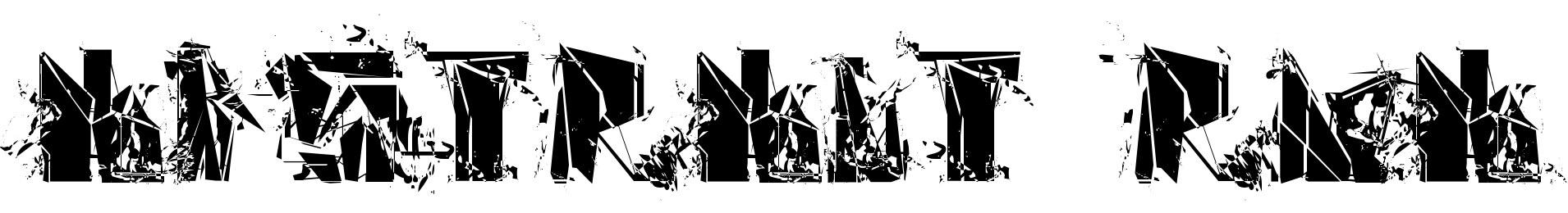 Abstract Rua
