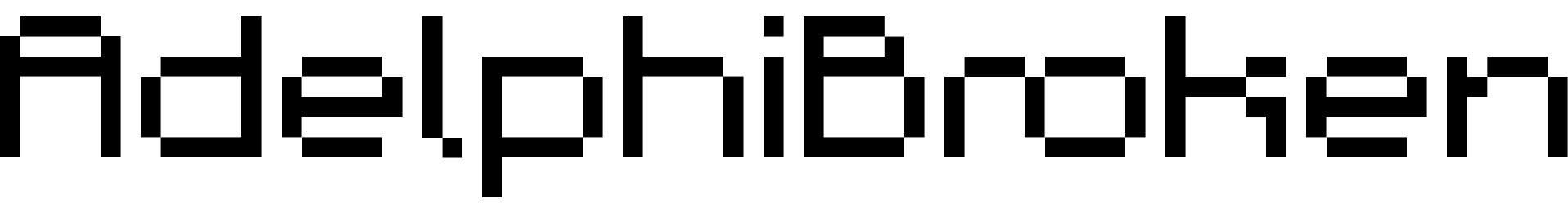 AdelphiBroken