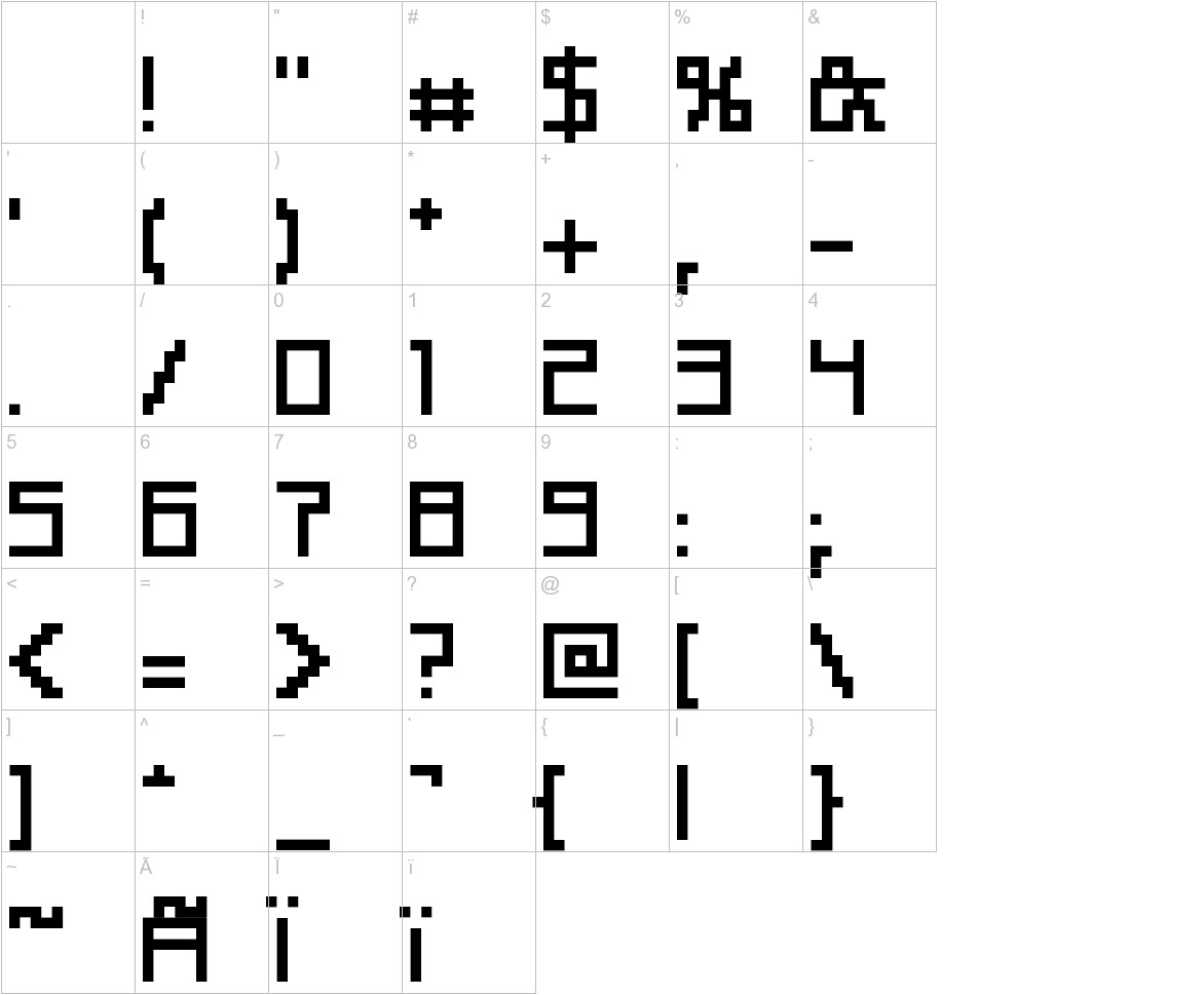 Adelphi Plain characters