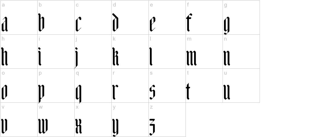 Adlibitum lowercase