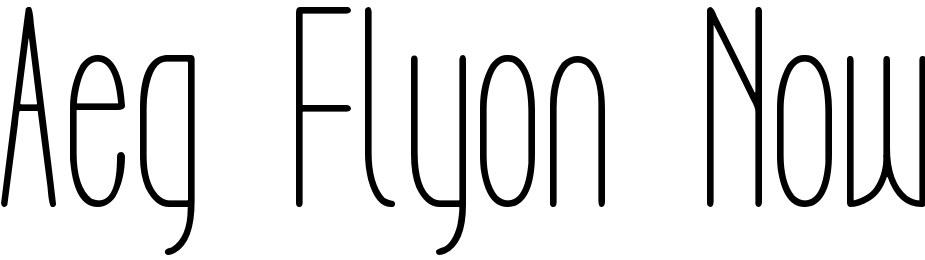 Aeg Flyon Now