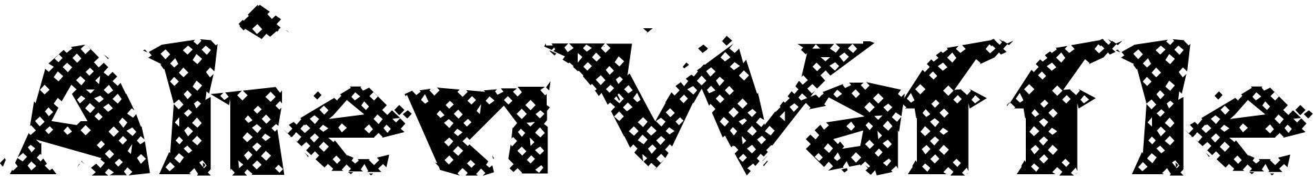 AlienWaffle