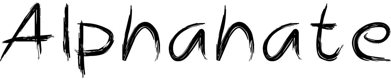 Alphahate