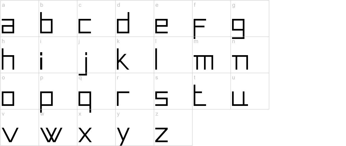 AMOceanus lowercase