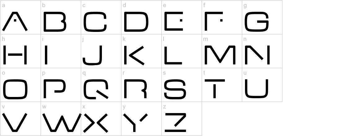 VDub lowercase