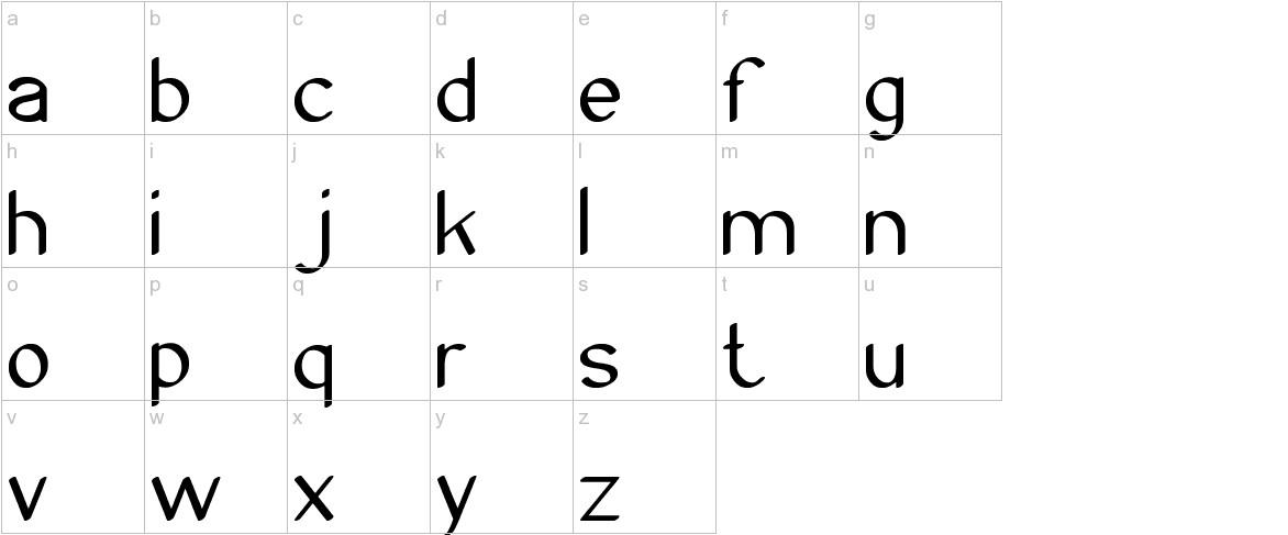 Archieve lowercase