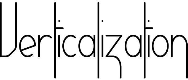 Verticalization