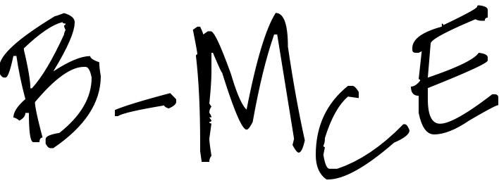 B-McE