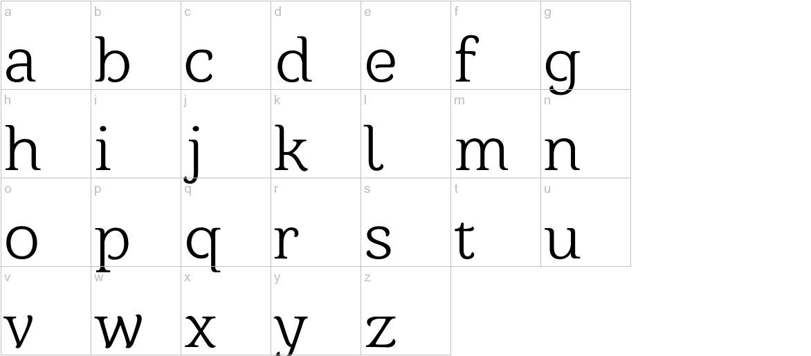 Barkentina 1 lowercase