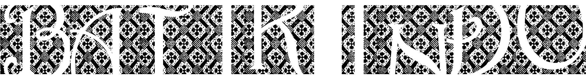 Batik Indo