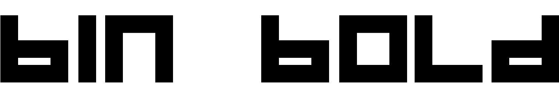 BIN Bold