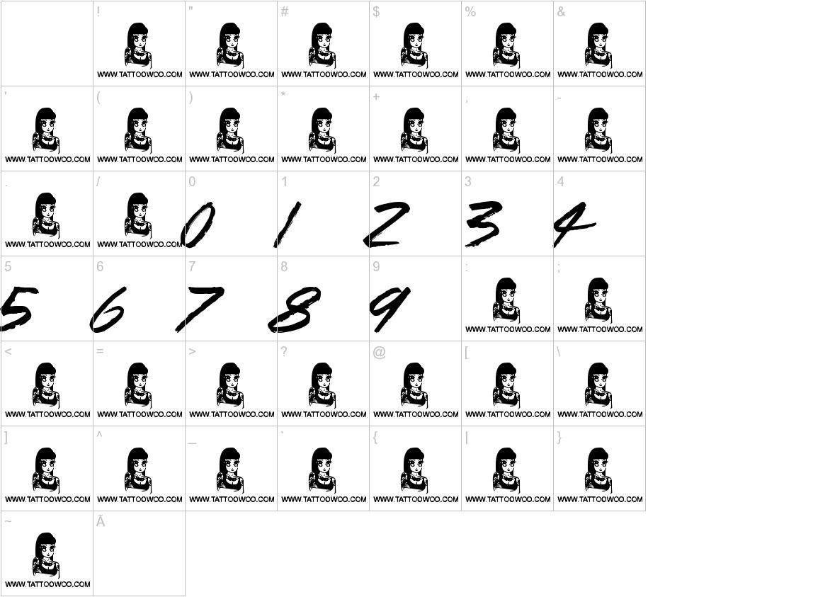 Bingo Bangos characters