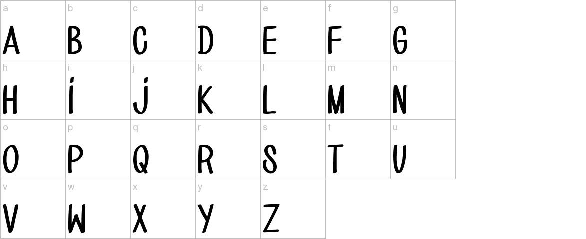 BIO_HAND_CRE lowercase