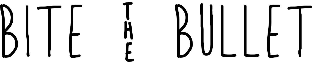 Bite _ Bullet