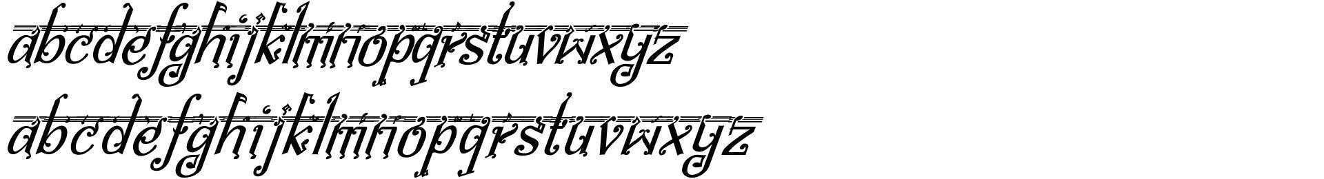 bitling Sravi Italic