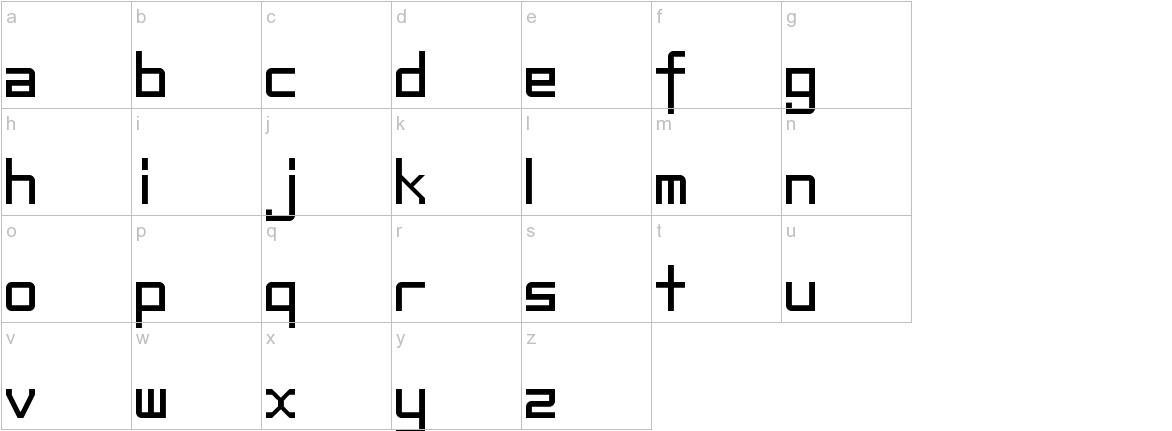 boxmd lowercase